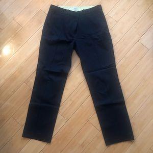 Black Wilfred Dress Pants, straight leg size 8